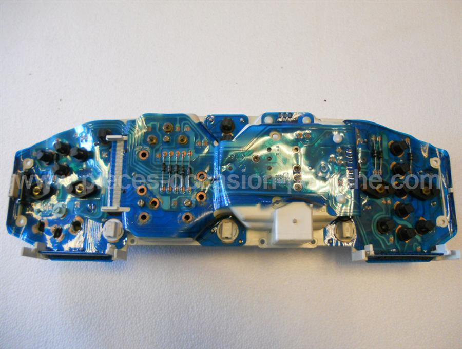 Circuit imprimé + plaque de support Porsche 944-2