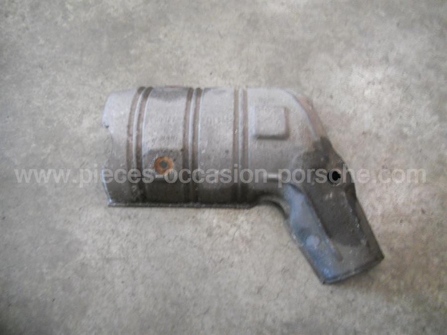 Tole de protection catalyseur D Porsche Boxster