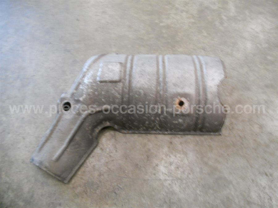 Tole de protection catalyseur G Porsche Boxster